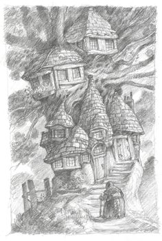 Witch's Tree Cottage