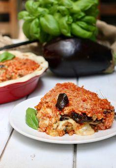 riso al forno alla parmigiana