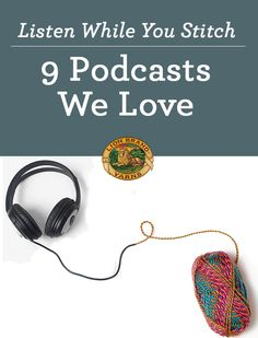Podcasts are a great alternative to TV or audiobooks, and best of all, they're free! Check out some of our favorites!