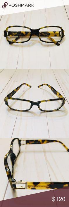 8913d73f44d8 Burberry tortoiseshell square-frame glasses Burberry tortoiseshell glasses  frames, made in Italy. I