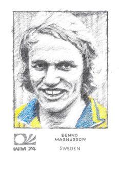 #104: Benno Magnusson, Sweden