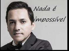 JOE VASCONCELOS (Nada é Impossível)Cd Passos de Fé (GraçaMusic)