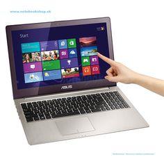 """ASUS ZENBOOK Touch UX51VZ - Vynikajúci Ultrabook v alumíniovom prevedení s FULL HD IPS dotykovým displejom 15.6"""" (1920x1080) , podsvietenou klávesnicou a super výkonom."""