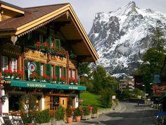 Suiza. Un lugar para soñar