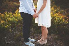 Engagement shoot in WA