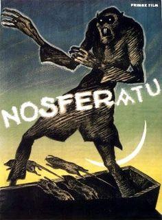 13. Nosferatu (1922), dir. F.W. Murnau.