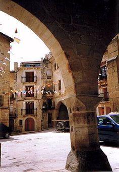 Calaceite/Calaceit Teruel Spain