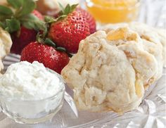 The fresh flavors of pineapple shine through in these beautiful Pineapple Flower Scones.