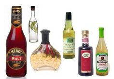 O vinagre é um importante ingrediente na cozinha. Não pense que o vinagre é para ser usado somente em saladas e, muito menos, que só há o vinagre de vinho e o de maçã. O vinagre possui uma incrível diversidade de uso e de tipos. Vinagre de malt...