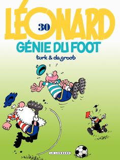 Léonard, génie du foot !