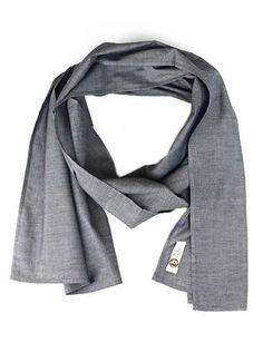 Modrý šátek Faguo 1 Fashion, Moda, Fashion Styles, Fashion Illustrations