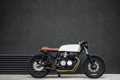 Beautiful Cafe Racer #motorcycles #caferacer #motos | caferacerpasion.com