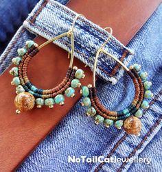 Macrame Earrings Tutorial, Earring Tutorial, Fringe Earrings, Beaded Earrings, Macrame Jewelry, Jewlery, Macrame Patterns, Micro Macrame, Summer Jewelry