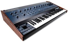 Music Production - Oberheim - BTV Professional Music Production Software works as a standalone application or with your DAW as a VST or AU plugin (optional). Vintage Synth, Vintage Keys, Hammond Organ, Electric Piano, Best Guitar Players, Dj Gear, Recording Equipment, Studio Equipment, Drum Machine