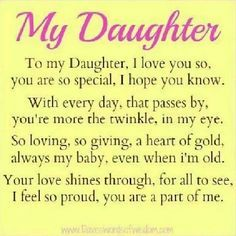 41 Best Proud Of My Daughter Images Thinking About You Thoughts