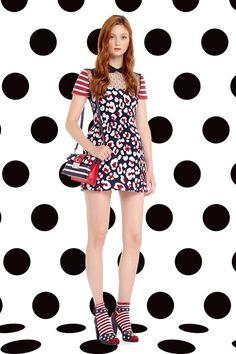 Sfilata RED Valentino New York - Collezioni Primavera Estate 2015 - Vogue