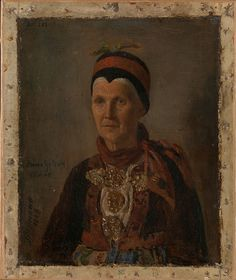 Portrait of Anna Gulsvig, 1848 Tidemand (+) Victorian Portraits, Google Art Project, Victorian Era, Art Google, Norway, Mandala, Anna, History, Inspiration
