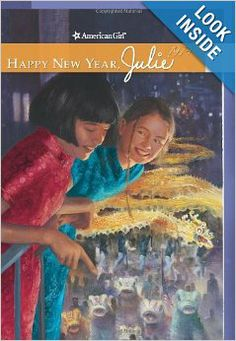 Check out another Julie American Girl book.