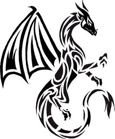 Another dragon tattoo idea