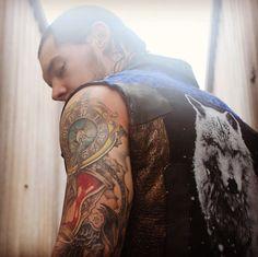 baron corbin tattoos - photo #33