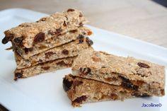 Gezond leven van Jacoline: Volkoren speltkoekjes met rozijnen en noten (suikervrij)