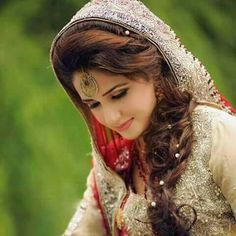 Pakistani Bride ♡ ❤ ♡ Pakistani Wedding Dress, Pakistani Style. Follow me here MrZeshan Sadiq