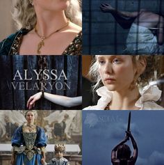 Alyssa Velaryon https://www.instagram.com/asoiafedits/