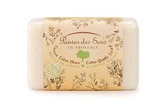 Panier Des Sens en Provence French Bar Soap Jasmine Petal 7oz 200g -- Check this awesome product by going to the link at the image.