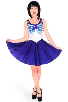 Sailor Mercury Living Dead dress. And I very much need it.