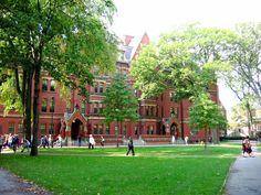 Harvard University Campus | Le campus d'Harvard à Cambridge (Massachussets) # 20 | The Mariga'Z ...