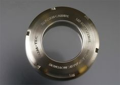Lum-Tec Watches - Replacement Parts - M Tungsten Series Sapphire Caseback