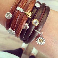 Joy de la Luz bracelets - Sneakpeek collection Fall/Winter 2014