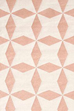 Lucy Pink Indoor/Outdoor Rug | Dash & Albert Rug Company