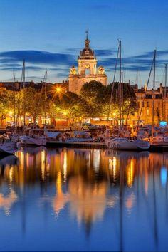 La Rochelle. France