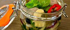 Śledzie po włosku - Blog z apetytem Snack Recipes, Snacks, Pickles, Cucumber, Potato Salad, Blog, Potatoes, Vegetables, Ethnic Recipes