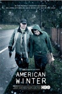 """""""American Winter"""" is a timely documentary that follows the personal stories of families struggling in the worst economic downturn since the Great Depression."""