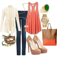 Absolutely love all of this! Can someone get me this outfit? (;