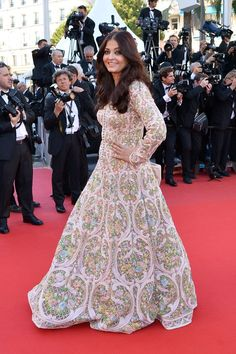 Cannes red carpet 2013