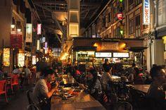 Czekolada z farszem: Singapur #2 Night Club, Night Life, Berlin Mitte, Wedding Locations, Conference Room, Pictures, Decor, Singapore, Mirrors