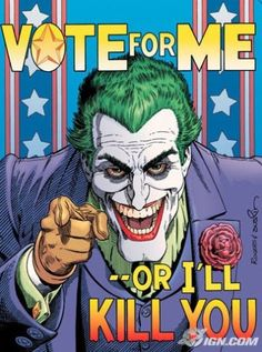 the joker DC comics - Google Search