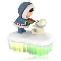 New Hallmark Frosty Friends displays