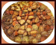 Scrumptious Pot Roast with Veggies! A Gluten Free Recipe… |