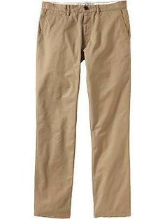 Men's Slim-Fit Khakis | Old Navy