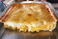 Torta de Frango com Catupiry #lanchepolos (em Polos Pães e Doces)