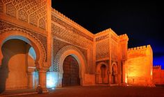 Città imperiali, Marocco