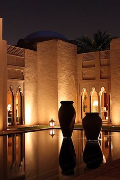 One and Only Royal Mirage Hotel : Dubai #dubai #uae