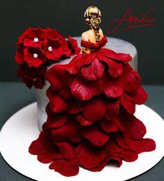Elegant Birthday Cakes, Funny Birthday Cakes, Beautiful Birthday Cakes, Homemade Birthday Cakes, Adult Birthday Cakes, Birthday Cakes For Women, My Birthday Cake, Beautiful Cakes, Elegant Cakes