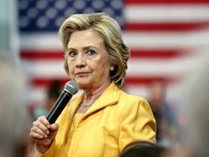 Good!  I'm as mad as hell with the media lies and hers!  And the condescending attitude!  SUCK IT UP!  Hillary not happy