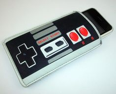 guys love all things Nintendo... the coolest iPhone case ever?