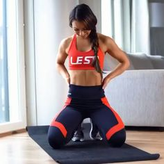 12 Week Weight Loss Challenge🔥🔥 - Flat stomach at home ab workout routine Fitness Workouts, Abs Workout Routines, Fitness Workout For Women, Sport Fitness, Workout Videos, Yoga Fitness, At Home Workouts, Fitness Tips, Fitness Equipment